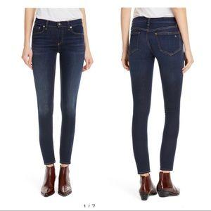 RAG & BONE Cate Ankle Skinny Jean